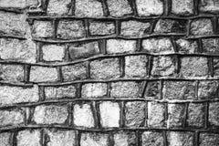 dekoracyjnego kamienia tekstury ściana Zdjęcie Royalty Free