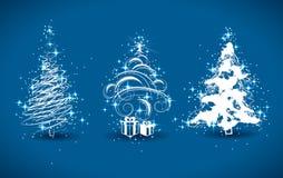 dekoracyjni Bożych Narodzeń drzewa