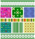 dekoracyjni elementy Obraz Stock