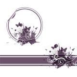 dekoracyjni elementy Zdjęcie Stock