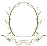 Dekoracyjni Elementy Obraz Royalty Free