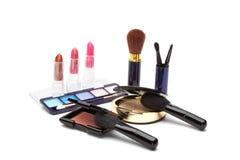 Dekoracyjni kosmetyki Zdjęcie Stock