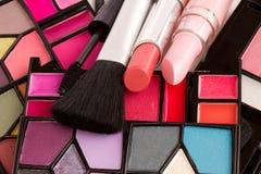 Dekoracyjni kosmetyki Obrazy Stock