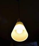 Dekoracyjna lampa Zdjęcie Stock