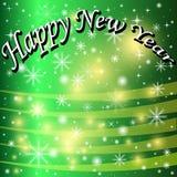 Dekoracyjni nowy rok tło. Obraz Royalty Free
