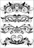 dekoracyjni wzory Zdjęcia Royalty Free