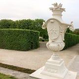 Dekoracyjny łzawica w parku zdjęcie royalty free