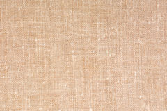 Dekoracyjny brezentowy tkaniny tekstury tło, zamyka up Obraz Royalty Free