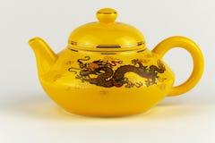 Dekoracyjny Chiński teapot obrazy stock