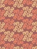 dekoracyjny deseniowy bezszwowy wektor Fotografia Royalty Free