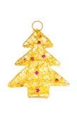 dekoracyjny drzewo Zdjęcie Stock