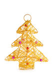 dekoracyjny drzewo Obrazy Royalty Free