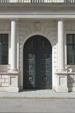 dekoracyjny drzwi Fotografia Stock