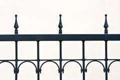 dekoracyjny żelazny latice Zdjęcia Stock