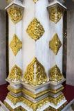 Dekoracyjny filar Fotografia Royalty Free