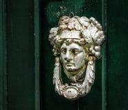 Dekoracyjny knocker zdjęcie stock