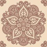 Dekoracyjny kwiat Obraz Royalty Free