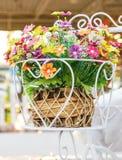 Dekoracyjny kwiat Obrazy Royalty Free