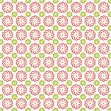 Dekoracyjny kwiatu kształta wzór Fotografia Royalty Free