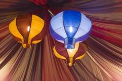 dekoracyjny lampion zdjęcie stock