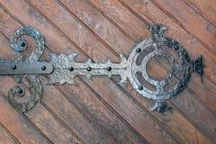 Dekoracyjny metal Obraz Stock