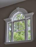 dekoracyjny okno Zdjęcie Royalty Free
