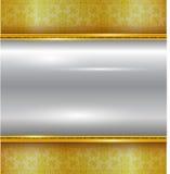 Dekoracyjny rocznik obramia i granicy ustawiać, fotografii rama z kąt linią Zdjęcia Royalty Free