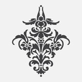 Dekoracyjny sylized projekta element Obraz Stock