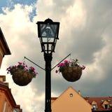 Dekoracyjny szczegół przy Dolac rynkiem, najwięcej popularnego Zagreb na wolnym powietrzu rynku obraz royalty free