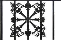 dekoracyjny sztuki żelazo zdjęcia royalty free