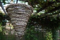 Dekoracyjny ula gniazdeczko Zdjęcie Royalty Free