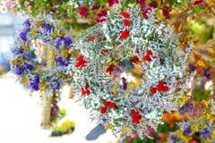 dekoracyjny wianek Obrazy Royalty Free