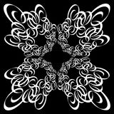 dekoracyjny wzór Zdjęcie Royalty Free