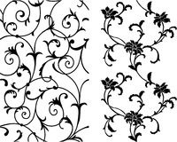 Dekoracyjny wzór Ilustracja Wektor