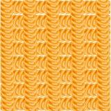 Dekoracyjny wzór od arkan na białym tle zdjęcie royalty free