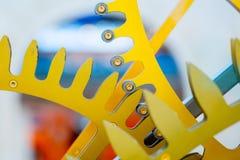 dekoracyjny zegarowy mechanizm Obrazy Royalty Free