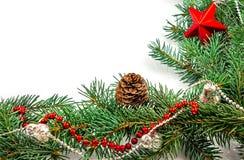 Dekoration рождества Стоковое Фото