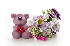 Dekoration с цветками Стоковые Фотографии RF