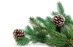 Dekoration de Noël Photo libre de droits