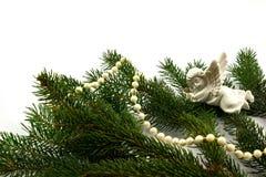 Dekoration de Noël Photographie stock libre de droits