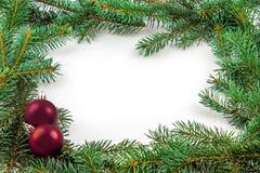 Dekoration de Noël Photos stock