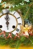 Dekoration des neuen Jahres Lizenzfreie Stockbilder