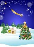 Dekoration do Natal Fotografia de Stock Royalty Free