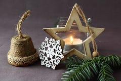 Dekoration für Weihnachten Stockfotografie