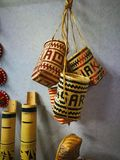 Dekoration gawai Festivaltag lizenzfreies stockfoto