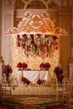 Dekoration am Hochzeitstag Lizenzfreie Stockbilder