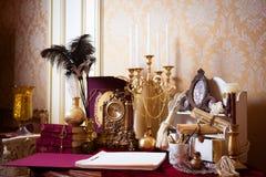 Dekoration am Hochzeitstag Lizenzfreie Stockfotografie