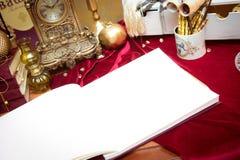 Dekoration am Hochzeitstag Lizenzfreies Stockbild