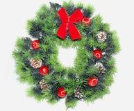 Dekoration von Weihnachten Stockbild