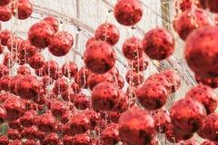 Dekorations-Ball für cerebrate stockfotos
